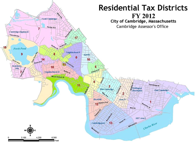 FY12 Tax Districts