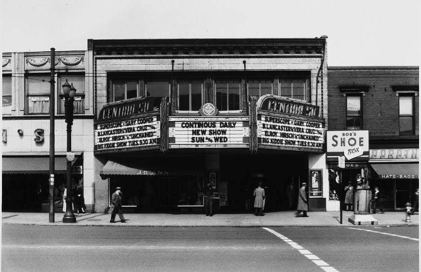 Central Square Cinema (1950s)