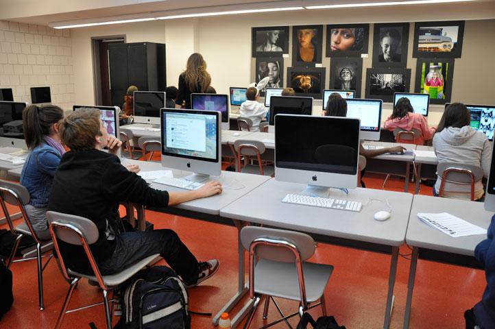 CRLS Computer Lab