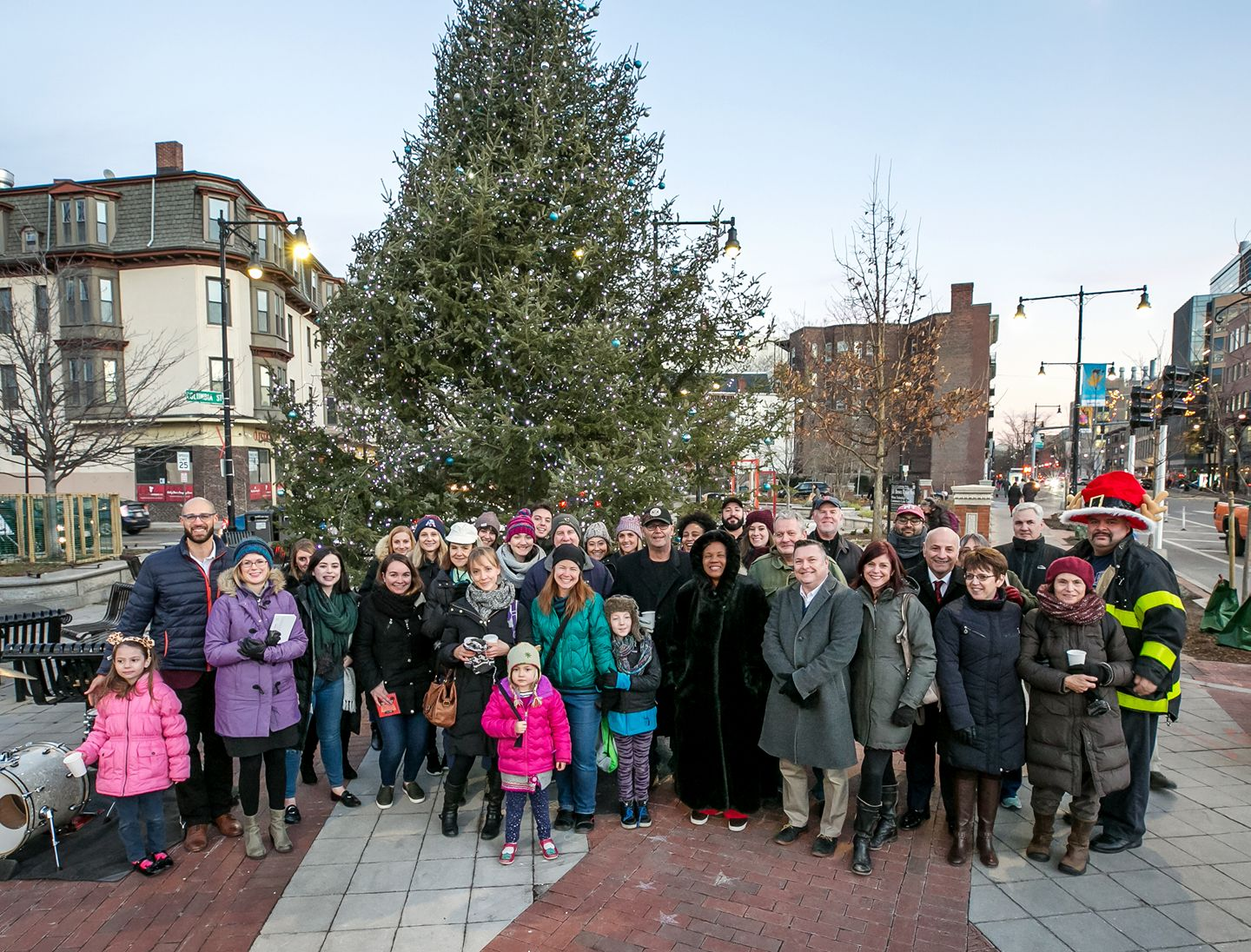 Central Square Christmas