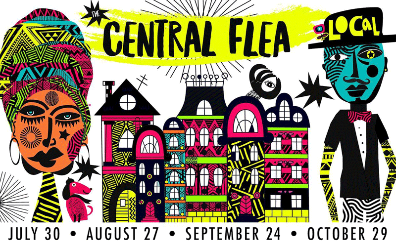 Central Flea
