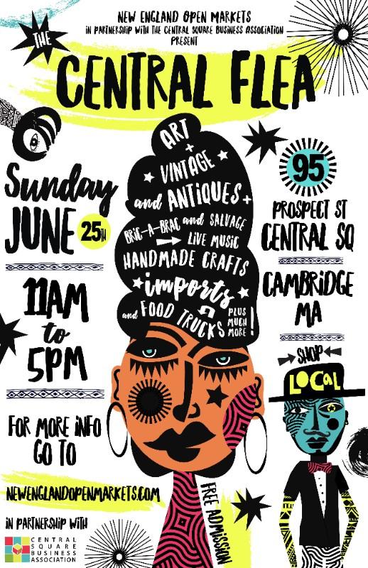 Central Flea - June 25, 2017