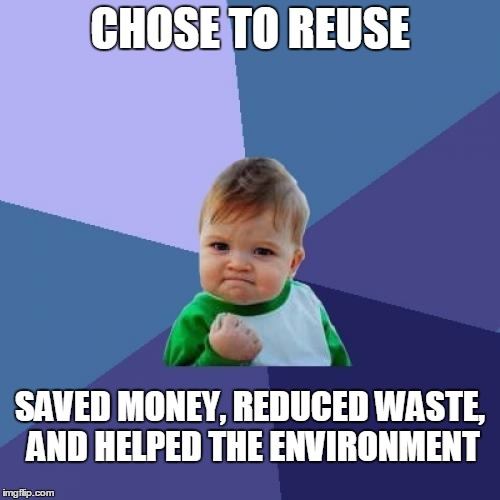 Chose to Reuse