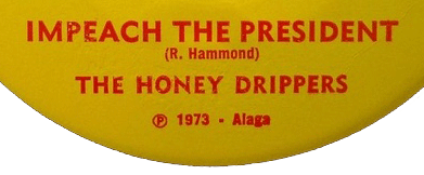 Impeach - The Honey Drippers