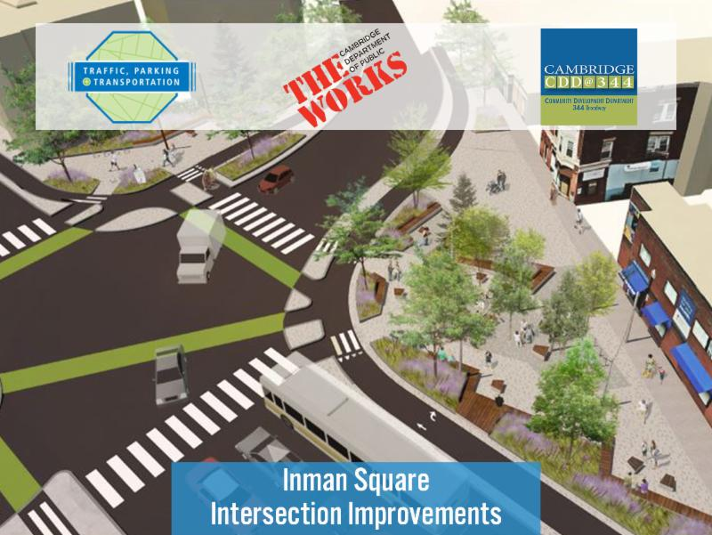 Inman Square Intersection