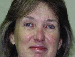Karen Klinger, photo from CCTV