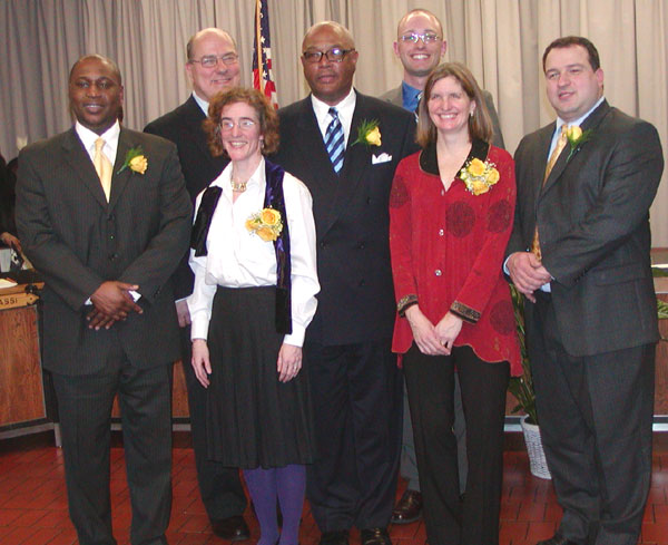 Cambridge School Committee (2006-2007)