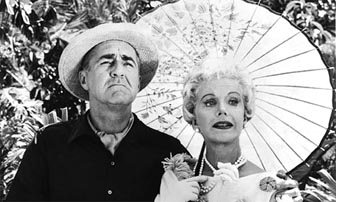 Thurston Howell III and Lovey