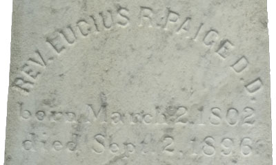 Lucius R. Paige