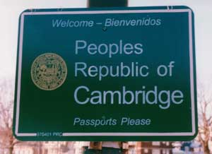 Welcome to the Peoples Republic